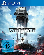 Star Wars: Battlefront PS4 (Sony PlayStation 4, 2015, DVD-Box)