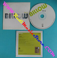 CD Singolo  BILLOW Get Up INS 082 EUROPE 2003 CARDSLEEVE no mc lp vhs(S27)