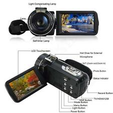 ORDRO HDV-Z20 WIFI Digital Camera Camcorder HDMI+Camera Bag Rain Cover Black
