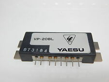 YAESU VP-20BL POWER MODULE HAM RADIO GOES IN FTV-707 NEW