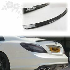 Carbon Fiber W218 CLS550 CLS Class CLS63 Rear AMG Style Trunk Spoiler boot ●