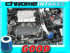 BLACK BLUE 95-00 DODGE AVENGER/CHRYSLER SEBRING 2.0L I4 2.5L V6 AIR INTAKE KIT