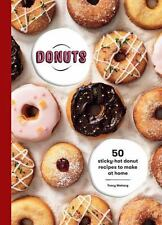 NEW - Donuts: 50 Sticky-hot Donut Recipes to Make at Home