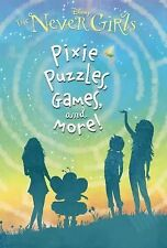 Pixie Puzzles, Games, and More! Disney: The Never Girls) A Stepping Stone Book
