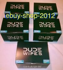DUDE WIPES 5 BOX SPECIAL of 30 Pack Wipe Singles (150 Wipes)�� ebuy-shop-2012 ��