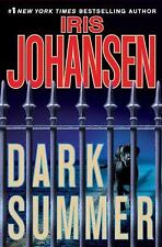 Dark Summer by Iris Johansen (2008, Hardcover)