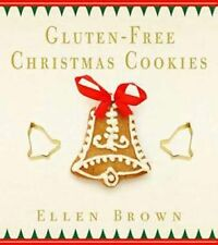 NEW Gluten-free Christmas Cookies by Elle Brown Paperback Book (English) *NEW*