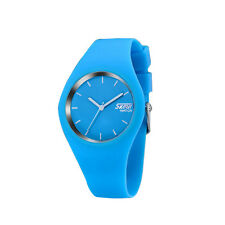 SKMEI Solid Classic Mens Womens Analog Rubber Band Quartz Waterproof Wrist Watch