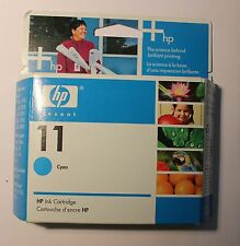 HP 11 (C4836AN) Cyan/Color Ink Cartridge NEW IN BOX