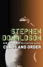 Acceptable Paperback Chaos and Order: The Gap Sequence 3: v. 3, Donaldson, Steph