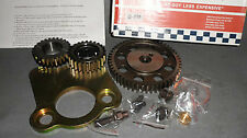 Gear Drive QUIET Steel Plate Mount Timing Set Oldsmobile 330 350 400 455 GD455M