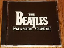 THE BEATLES PAST MASTERS VOLUME ONE ORIGINAL CD