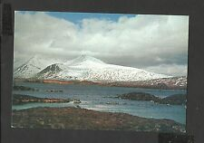 Vintage Colour Postcard Loch Tulla Near Glencoe  Argyll Scotland Unposted