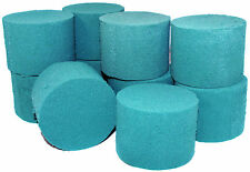 Ideal Floral Foam Wet Round or Cylinder Oasis Qty 10