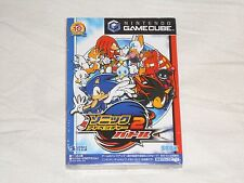 NEW Sonic Adventure 2 Battle GameCube JAPAN IMPORT VERSION - SEALED - JAPANESE