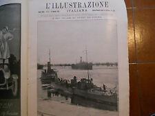 L'illustrazione italiana n. 2 del 1922 la conferenza di cannes Zara