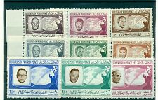 PERSONALITA' - UILDERS OF WORLD PEACE YEMEN A.R. 1966
