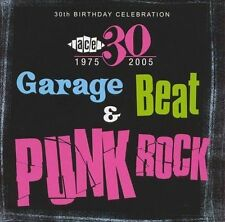 Ace 30th Birthday Celebration: Garage Rock & Punk by Various Artists (CD,...
