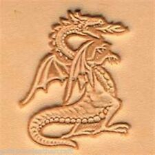 Craftool 3-D Leather Stamp Dragon (88423-00)