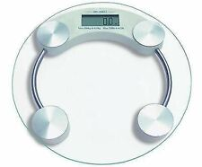 PERSONAL SCALE GLASS WEGHING SCALE BATHROOM SCALE BODY DIGITAL WEGHING SCALE 6MM