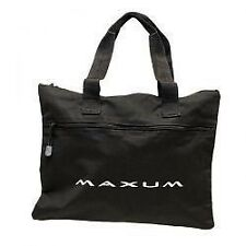 "BAYLINER MAXUM BLACK CANVAS TOTE BAG 15 1/2"" x 12"" MARINE BOAT"