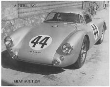 Porsche 550 Spyder – first car produced 550-001 – 1953 24H of Le Mans car -photo