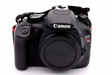 Canon EOS 550D / Rebel T2i / Kiss X4 18MP DSLR Camera Body