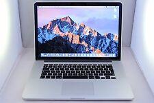 """Apple MacBook Pro Retina 15.4"""" 2.5GHz Quad Core i7 512GB SSD 16GB RAM 2015 - 971"""