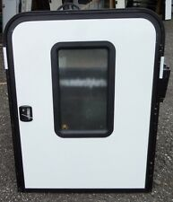 NEW RV ENTRY DOOR AND LOCK 36 X 47.5 TEARDROP CAMPER CARGO MOTORHOME HOUSEBOAT
