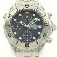 Authentic OMEGA REF. 2598 80 Seamaster Pro Chrono Automatic  #260-001-797-0471