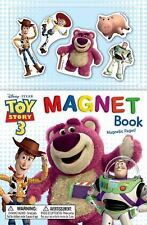 Toy Story 3 Magnet Book (DisneyPixar Toy Story 3) (Magnetic Play Book)