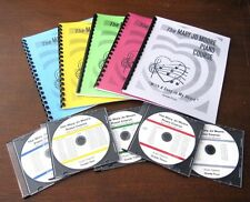 Mary Jo Moore Piano Course Books with audio CD's of lessons/Homeschool friendly