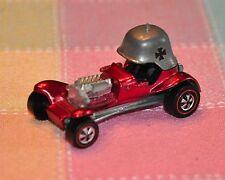 ONE OWNER Vintage Hot Wheels Redline Red Baron 1969