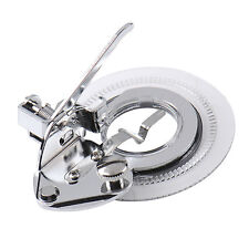 Flower Stitch Circle Presser Foot For Singer Brother Low Shank Sewing Machine