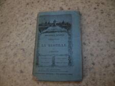 1866.Mémoires sur la Bastille.Linguet