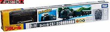 PLA-RAIL S-29 C61 20 Steam Locomotive With Lights By Tomy Trackmaster Japan