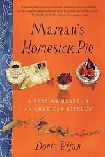 Maman's Homesick Pie: A Persian Heart in an American Kitchen-ExLibrary