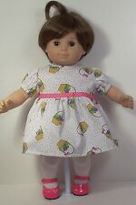 Easter Basket w/Dyed Eggs Dress Doll Clothes For Bitty Baby Girl Twin (Debs)