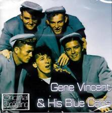 GENE VINCENT - GENE VINCENT & HIS BLUE CAPS (NEW SEALED CD) ORIGINAL RECORDING