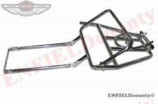 NEW REAR LUGGAGE RACK CARRIER CHROME PLATED VESPA PX PE T5 SCOOTER @ ECspares