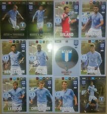 Set 12 Cards Nordic Edition Malmö FF Malmo FANS Club 2017 Adrenalyn FIFA 365