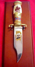 FRANKLIN MINT  ROBERT E LEE CIVIL WAR   BOWIE KNIFE