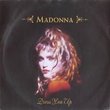 "MADONNA - DRESS YOU UP: 7"" VINYL SINGLE IN A PICTURE SLEEVE"