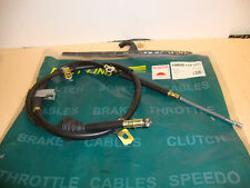 FIRST LINE FKB2033 BRAKE CABLE L/H HYUNDAI PONY (X2) / S COUPE 1990~95