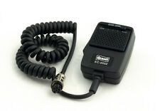 CB Radio Microphone POWER ECHO Densei EC-2002 6 PIN UNIDEN PRESIDENT ALAN INTEK