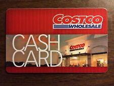 $100 Costco Cash Card Gift Card No Membership Required Cheap Gas Groceries Food