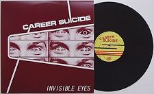 "Career Suicide-INVISIBLE Eyes 12"" F * cked Up Government Warning Direct Control"