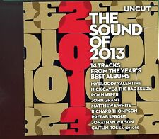 Uncut  Magazine CD / January 2014 - The Sound Of 2013