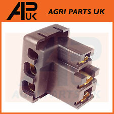 Alternator Wiring Plug Socket Connector Tractor Massey Ford Case Fiat David Brow