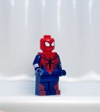 A875 Lego CUSTOM PRINTED SPIDER GIRL INSPIRED MINIFIG SUPERHERO May Parker Man